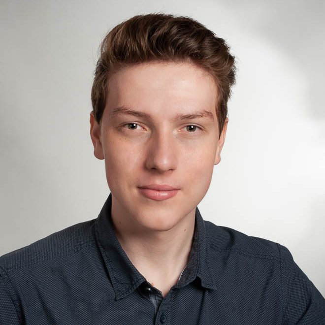 Auszubildender zum Steuerfachangestellten Matteo Frenkert